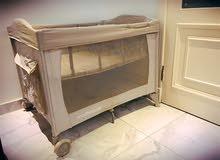 سرير اطفال متنقل   baby cot from