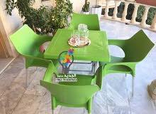 طاولات .وكراسي بلاستيك