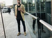 شاب سوري باحث عن عمل تأشيرة زيارة