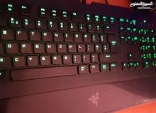 Razor Deathstalker keyboard