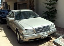 1994 Used C 180 with Automatic transmission is available for sale