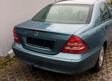 Mercedes Benz C 180 Used in Tripoli