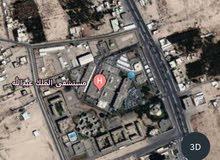 أرض تجاريه موقع استثماري مميز اما مشفى الملك عبدالله في بيشه تقع على شارع الرياض