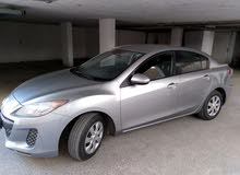 Mazda 3 car for sale 2014 in Amman city
