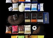 ماكينة القهوة التركى والبيع الذاتى