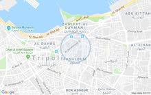 شقة في زاوية الدهماني امام جامعة الحاضره