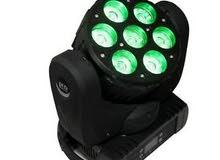 اجهزة اضاءة لحفلات للايجار او  للبيع