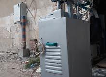 فريزر ألمنيوم صناعه سوريا مستعمل قياس مجدد بحالة جيدة بدون عيوب
