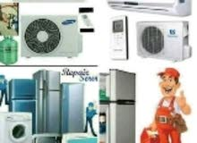 Refrigaretor Repair,Hot Air,Gas Fill,Also Ac Repair,Sell,Buying Center
