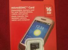 بطاقة ذاكرة خارجية (مومري) 16GB*  فيه 30برنامج وأكثر من 200 فيديو تعليمي