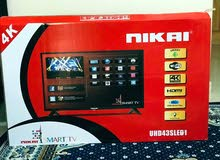 NIKAI UHD43SLED1