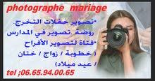 photographe mariage et caméraman