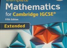 IGCSE math 0580