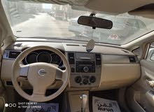 Nissan Tiida 2012