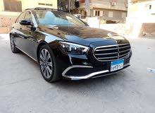 مرسيدس E200 للايجار 2021