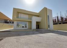 Brand New Villa 9 Masters Bedrooms Majlas Hall Maidroom Driver room for rent in MADINA AL RIYADH