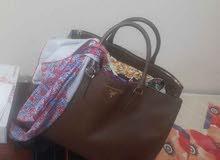حقيبة يد نسائية ماركة برادا