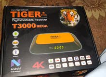 tiger T 3000 MEGA ANDROID BOX