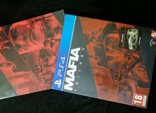 للبيع Mafia Trilogy PS4