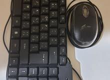 لوحة المفاتيح و الماوس