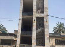 شقق 3 طوابق في حي الجامعة مساحة الارض 138م
