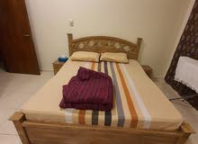 غرفة نوم كاملة بحالة جيدة جدا جدا