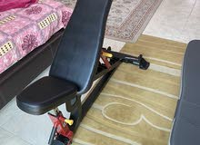 adjustable exercises bench كرسي تمرين متحرك
