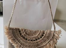 crochet handmade bag