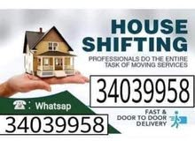 Low Price House Villa flat packer movers carpanter available all Bahrain