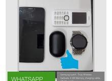 Samsung IconX, Motorola Wireless, Fossil Smartwatch