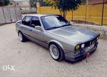 سيارة بي ام 1988 للبيع