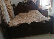 غرفة نوم خشب لاتيه 18