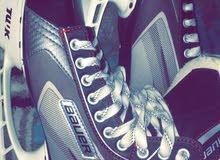 Ice-skate  Hokey