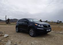 2014 Used Sportage with Automatic transmission is available for sale