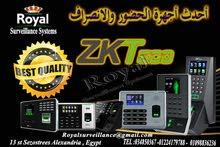 أحدث أجهزة الحضور والانصراف ZK TECO