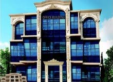 للإيجار-مبنى ترخيص إداري- الملتقى العربي
