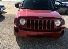 Red Jeep Patriot 2008 for sale