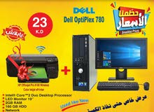 Seize the opportunity and get a New Desktop compter