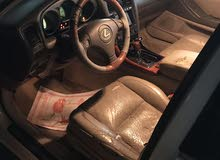 Used condition Lexus GS 2001 with  km mileage