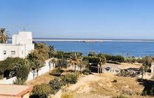 شقة مطلة ع البحر مفروشة ( زاوية الدهماني )