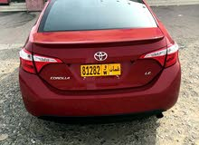 Used condition Toyota Corolla 2015 with 80,000 - 89,999 km mileage