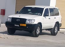 1 - 9,999 km Toyota Land Cruiser 2002 for sale