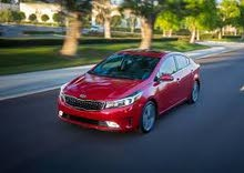 Rent a 2016 Kia Cerato with best price