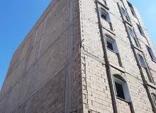 عمارة عظم خمسة طوابق بها أسنسير مساحتها 180 متر