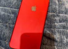 ايفون 7بلس ذاكره 128زلغ واحد مابي لون احمر امراوس مع نوت 9 او هواوي