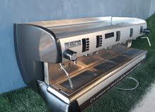 مكينة قهوة إيطالية نوع رانشيلو أربعة براتشو توماتك