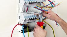 مطلوب عمل كهربائي أو حارس