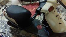 دراجة بطة 2003 دبل سكليتر مجفتة مرة وحدة وكلشي شغال