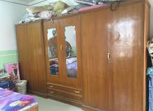 For sale Bedrooms - Beds that's condition is Used - Najaf