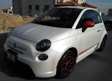 Fiat 500 car is available for sale, the car is in Used condition